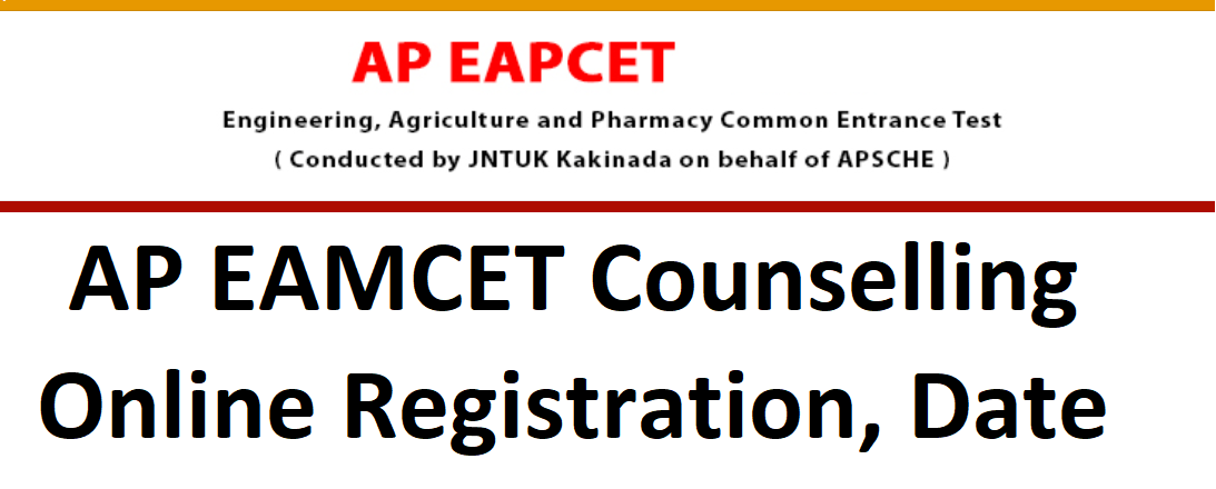 AP EAMCET Counselling Registration 2021