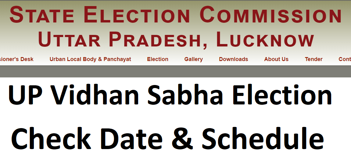 UP Election 2022 Date